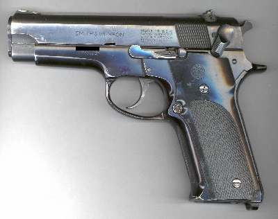 Smith and wesson model 559 owners manual.